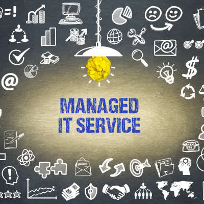 Ease Your Mind with Managed IT Services