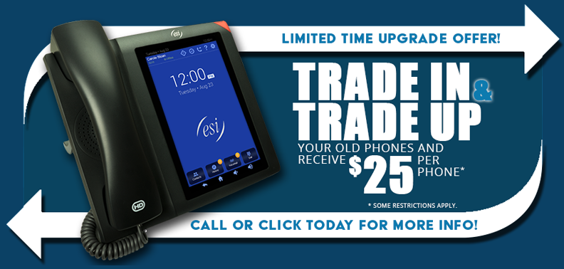 Time To Upgrade Your Business Phones?